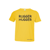 BSRC Rugger Hugger 4 Toddlers (Yellow)