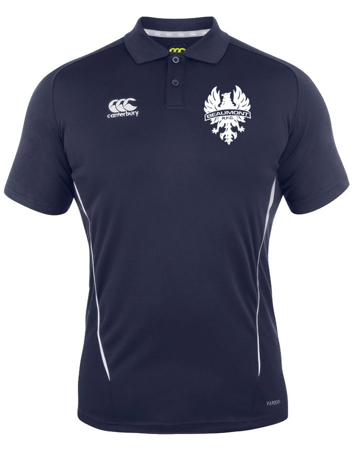 Beaumont Rugby Team Polo (Navy)
