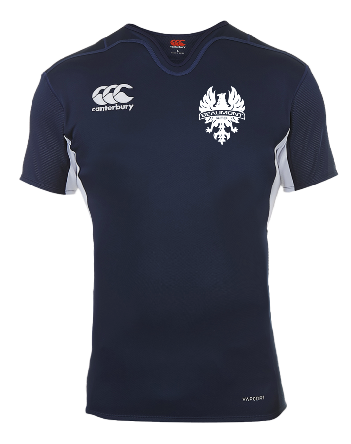 Beaumont Rugby Training / Supporter Jersey (Navy)
