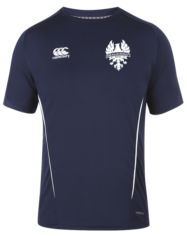 Beaumont Rugby Training Shirt (Navy)
