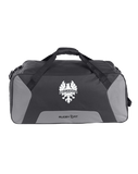 Beaumont Rugby Teamwear HoldAll (Black / Grey)
