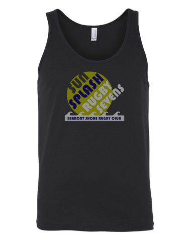 Belmont Shore Sunsplash 7s Tank (Black)