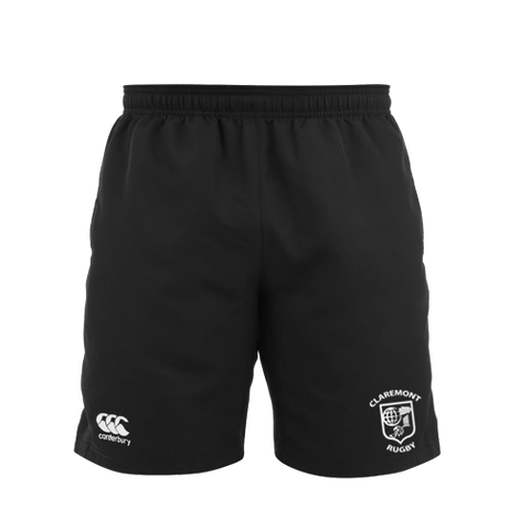 Claremont Colleges Casual Training Short (Black)