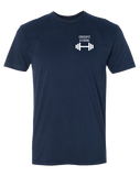 CF Citrine Mens Premium Sueded Tee (MidnightNavy)