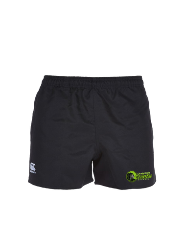 Chiefs Rugby Match Short (Black)
