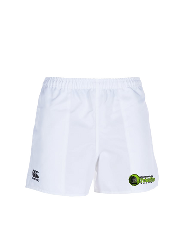 Chiefs Rugby Match Short (White)