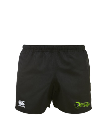 Chiefs Rugby Premium Match Short (Black)