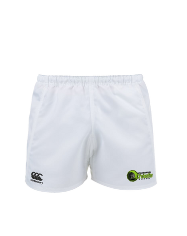 Chiefs Rugby Premium Match Short (White)