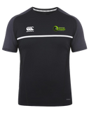 Chiefs Rugby Pro Dry Tee (Black-Tonal)