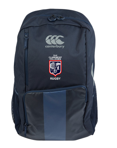 CCR Rugby Club Backpack (Navy)