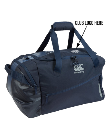 CCR Rugby Club Badge All Apparel Club Duffle Bag (Navy)