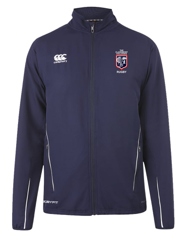 CCR Rugby Team Track Jacket (Navy)
