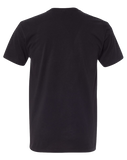 CCR Rugby Mens Premium Sueded Tee (Black)