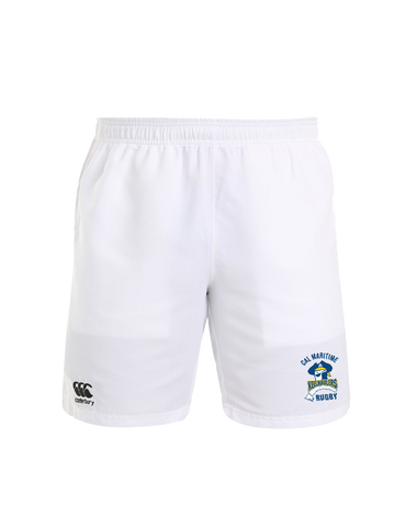 Cal Maritime Casual Short (White)