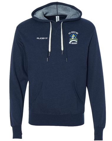 Cal Maritime Pullover Hoodie (NavyHeather)