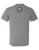Coconuts Rugby Dead Rabbit Mens Tri-Blend Crew (PremiumHeather)