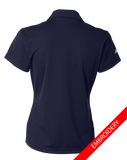 Cyclones Ladies Climalite Polo (Navy)