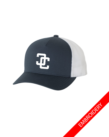 Cyclones Supporters Cap (Navy-White)
