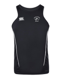 Eagle Rock Vapodri Singlet (Black-White)