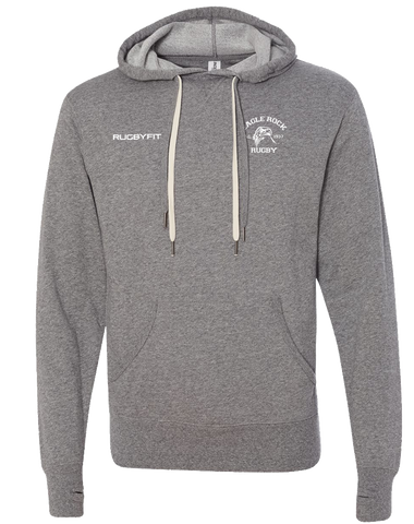 Eagle Rock Pullover Hoodie (Salt-n-Pepper)
