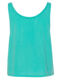 Eternity CF TCC Light Apparel Flowy Box Tank (Teal)