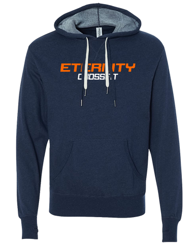 Eternity CrossFit Pullover Hoodie (NavyHeather)