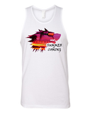 Eternity CF Summer Is Coming Mens Premium Tank (White)