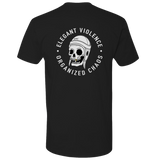 Scrum Skull Icon Premium Tee (Black)