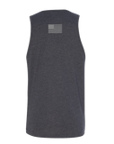 Granite Forged Mens CVC Tank (Charcoal)
