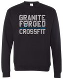 Granite Forged Pullover Sweatshirt (Black)