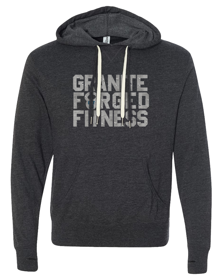 Granite Forged Pullover Hoodie (CharcoalHeather)