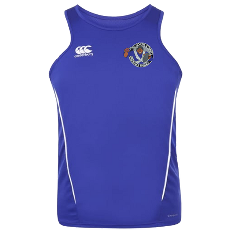 Gurkha Rugby Team Dry Singlet (Royal)
