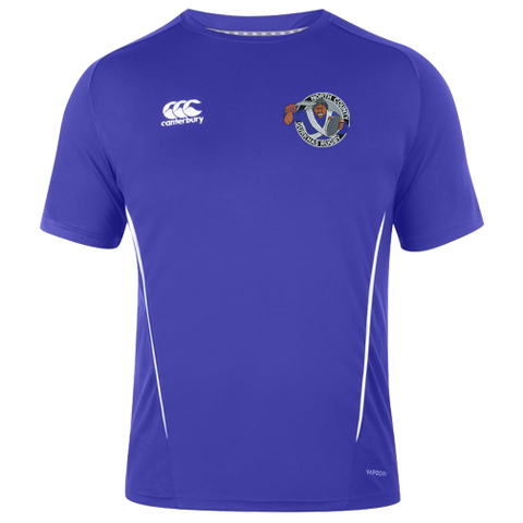 Gurkha Rugby Team Dry Tee (Royal)