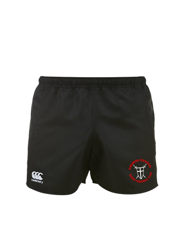 KWCRFC Shield Icon Premium Match Short (Black)