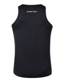 KWCRFC Shield Icon Vapodri Singlet (Black-White)