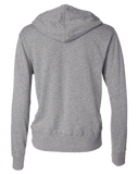 LHRC Full Zip Hoodie (Salt-N-Pepper)