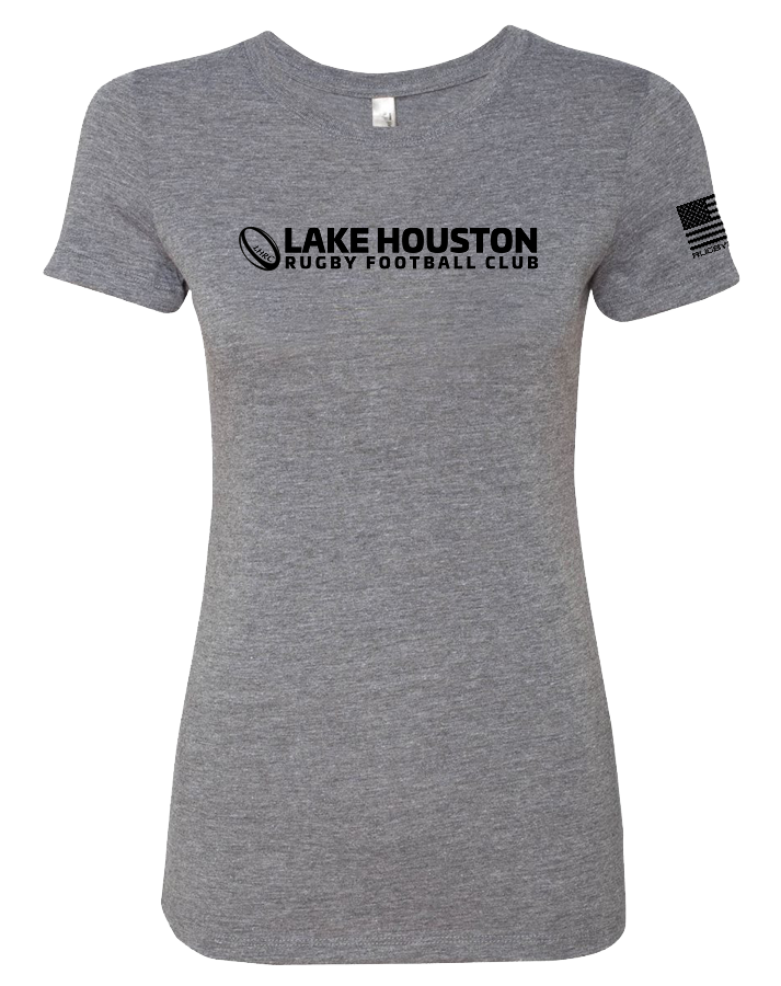 LHRC Womens Tri-Blend Tee (PremiumHeather)