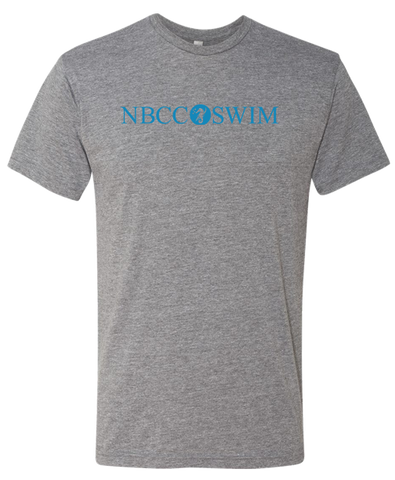 NBCC Swim Adult Tee (Premium Heather)