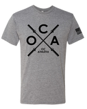 OC Athletix Core Mens Tri-Blend Crew (PremiumHeather)