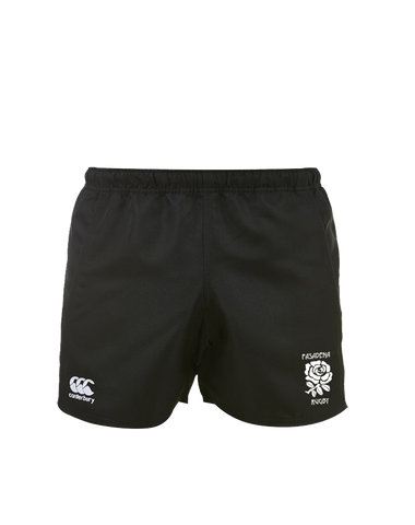 Pasadena Rugby Premium Match Short (Black)