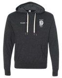 Pasadena Rugby Pullover Hoodie (CharcoalHeather)