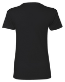 Pasadena Rugby Womens Club Tee (Black)