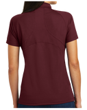 Pasadena Rugby Ladies Club Polo (Maroon)