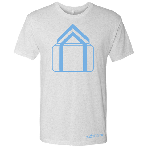 PodShare Core 3 Tee (Heather White)