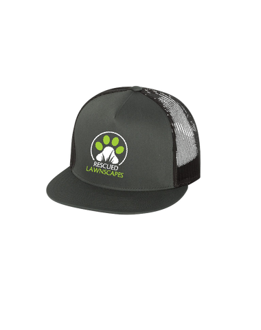 RLS Trucker Cap (Charcoal)