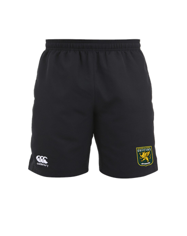 SCRFU Griffins Team Casual Short (Black)