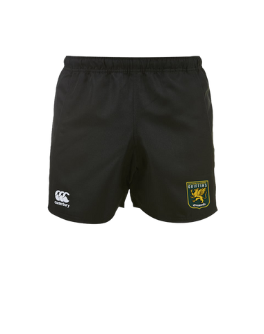 SCRFU Griffins Advantage Match Short (Black)