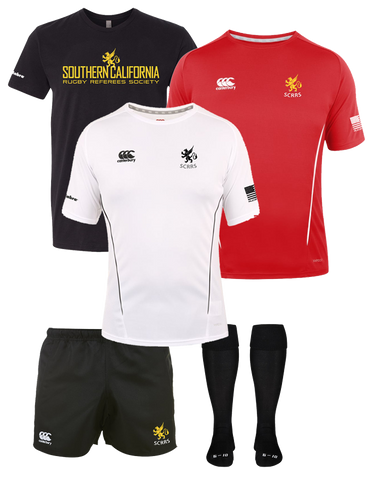 SCRRS Senior Rugby Referee Bundle