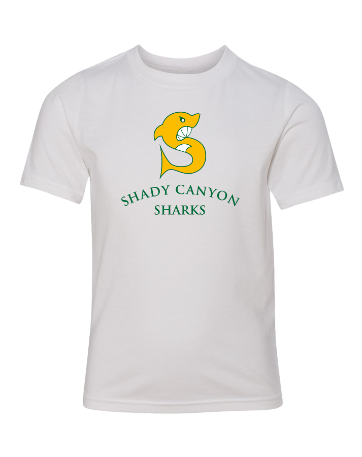 Shady Canyon Youth CVC Crew (White)