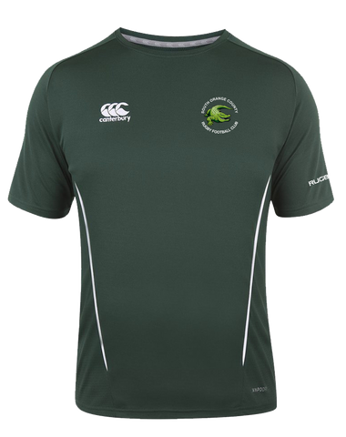 Gator Rugby Vapodri Tee (Forest-White)